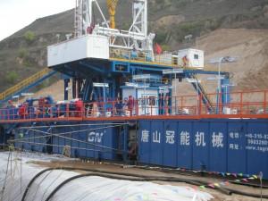 oilfield drilling rig