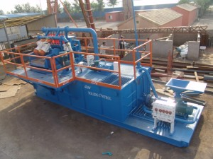 Drilling Mud Recycle system