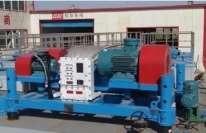 Drilling mud decanter centrifuge