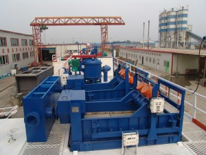 drilling mud equipment system