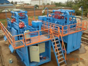 Drilling fluids management system