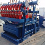 Drilling mud conditioner