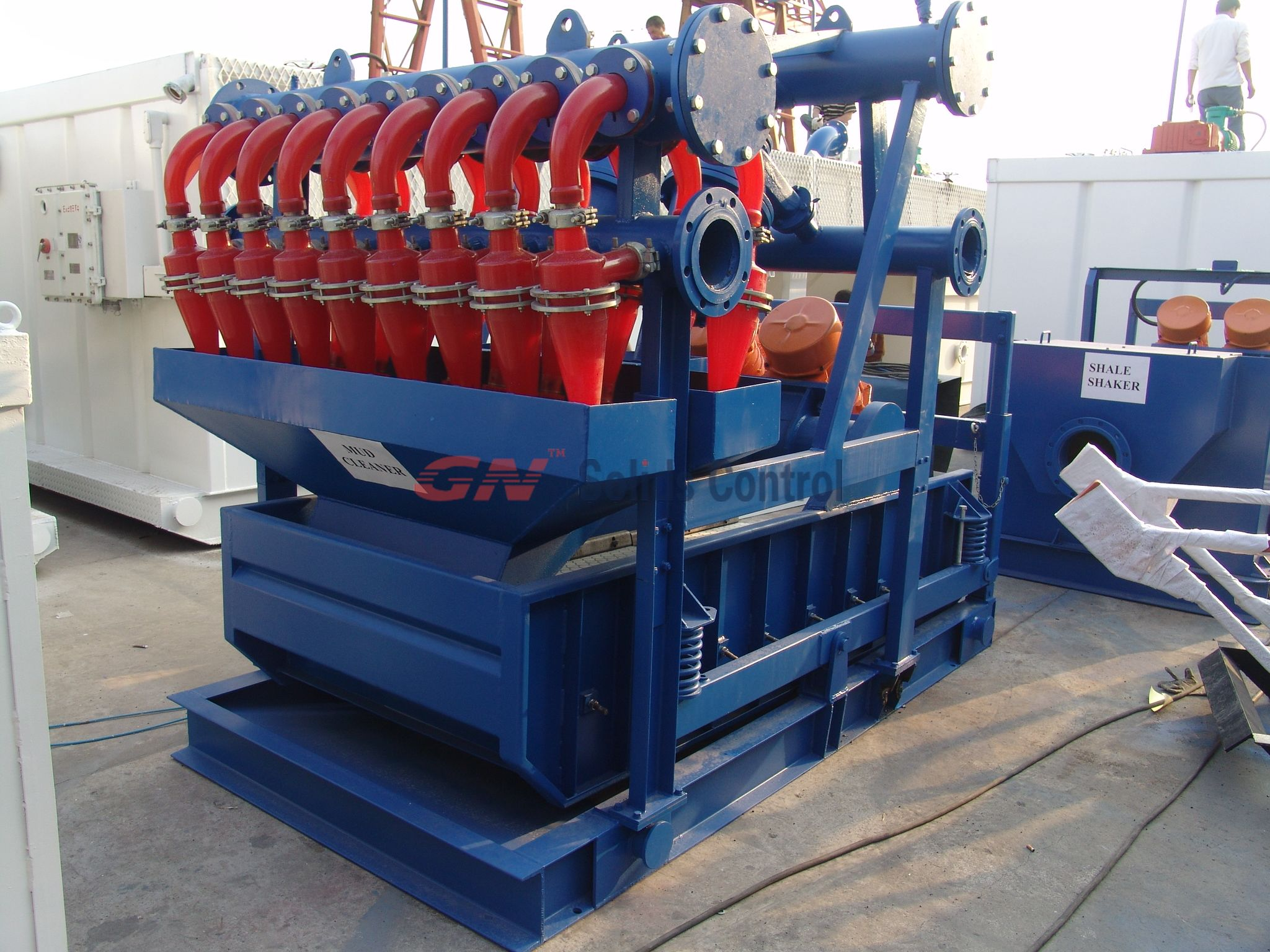 Oil well Drilling mud (fluids) Conditioner