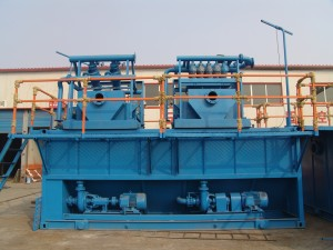 HDD Drilling mud system