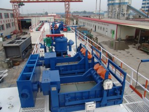 mining slurry separtion equipment