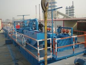 ZJ drilling rig mud system