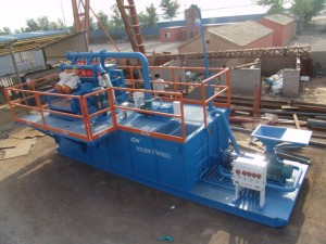 Bentonite recycling system