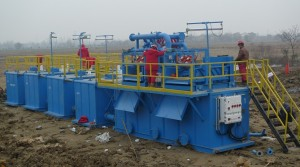 shale shaker tank
