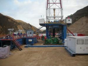 drilling mud suction tank