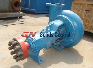 Centrifugal Pump With Mecheanical Seal