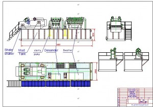 Liquid Solids Separation Machinery