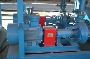 sand pumping equipment