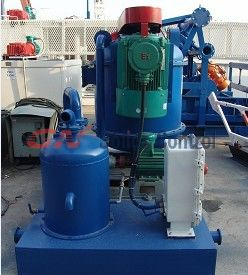 vacuum degasser of gn solids control