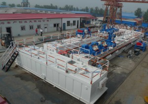 workover rig mud system