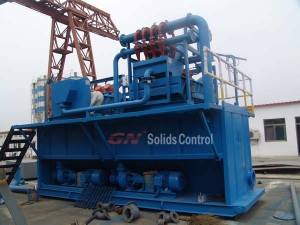 centrifugal pump in the mud system