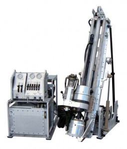 diamond drilling rig