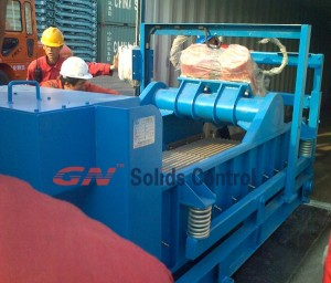 GNZS83-3 shale shaker in GN-MRS500