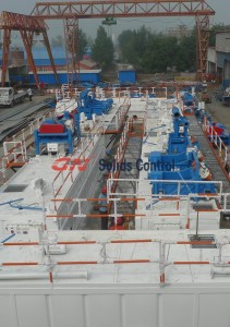 drilling rig equipments