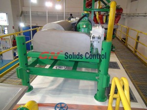 drilling waste management centrifuge