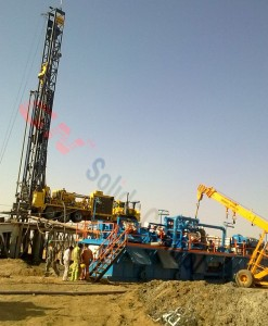 land rig drilling service