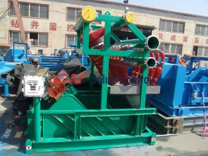 drilling rig mud cleaner