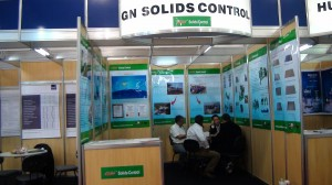 GN solids control in Brazil Offshore
