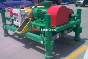 decanter centrifuge to Ecuador