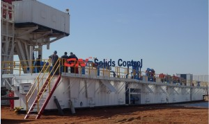 solids control equipments