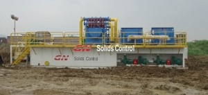 800gpm mud cleaner for HDD