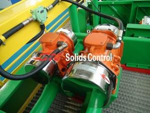 shale shaker vibrator