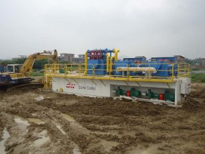 trenchless drilling Mud System