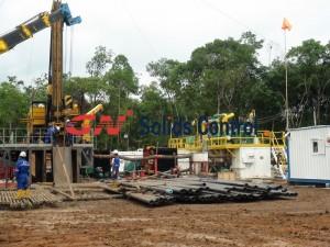 drilling mud separation equipments