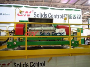 drilling fluids decanter centrifuge