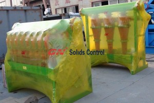 solid control equipments for ONGC