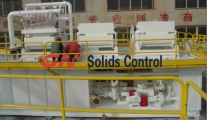 10000ft drilling mud system
