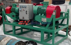 decanter centrifuge rental in Brazil
