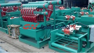 drilling cutting treatment equipments