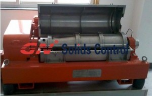 centrifuge for mining diamond drilling