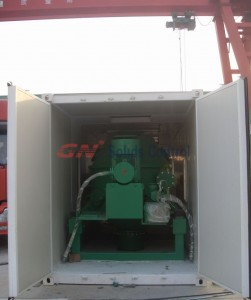 drilling waste management equipments