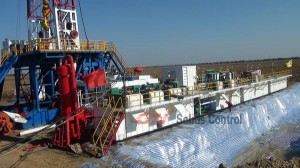 closed loop drilling fluids system