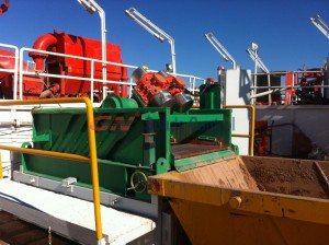 shale shaker for sale