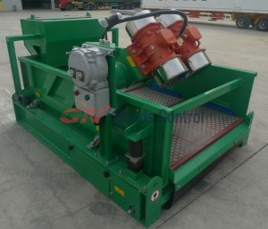 shale shaker for solids control
