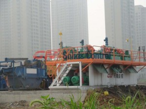 Dredging equipments in Colombia