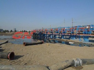 Dredging and Dewatering equipments