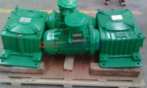 agitator gear box