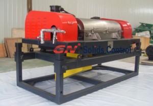 GNLW363VFD decanter centrifuge