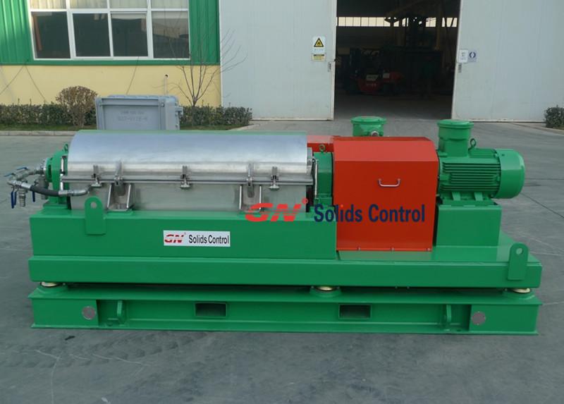 decanter centrifugal separator