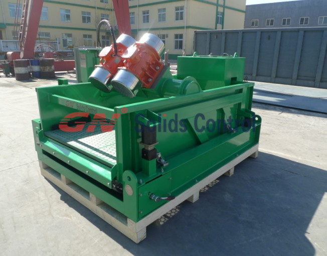 linear motion drilling mud shale shaker