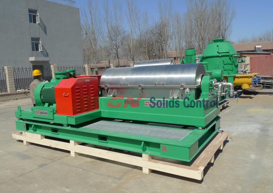 Drilling fluids Decanter Centrifuge