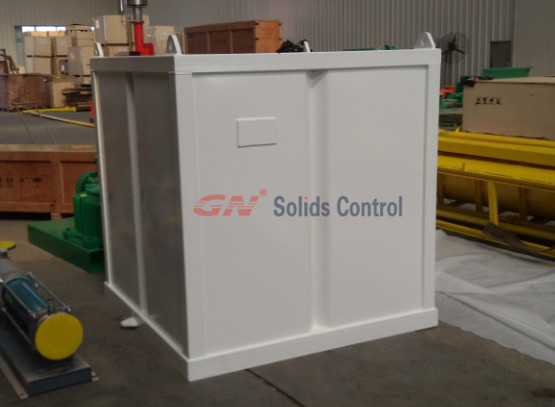 pill tank for solids control mud system